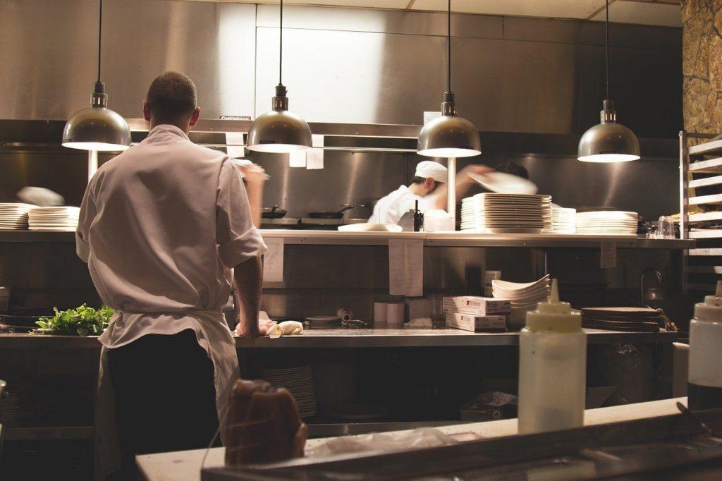 cours de cuisine avec un chef